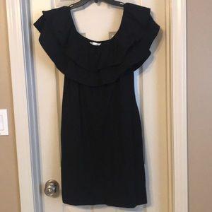 H&M on/off shoulder dress